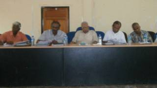 ITAK meeting in Kilinochchi