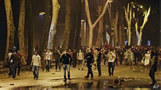 Gezi Parkı eylemcileri