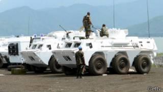 ingabo za Congo zifatanyije ico gikorwa na ONU