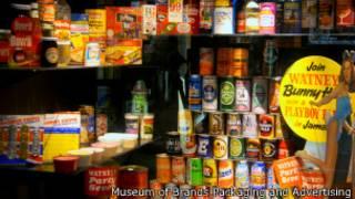 Музей брендов, упаковки и рекламы