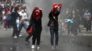 turkey protests