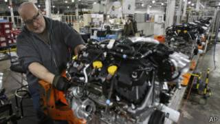 Fábrica da Ford em Ohio (AP)