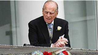 Príncipe Philip, duque de Edimburgo / Reuters