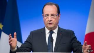 Tổng thống Pháp Francois Hollande