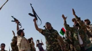 Une milice libyenne