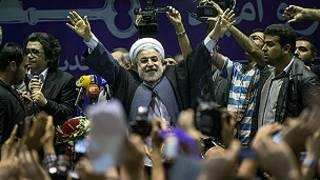 Hasan Ruhani: İran'ın yeni Cumhurbaşkanı