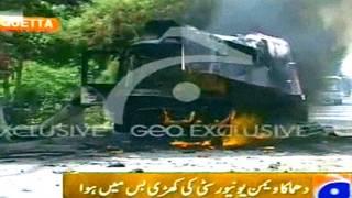 Vụ đánh bom kép ở Quetta, Pakistan