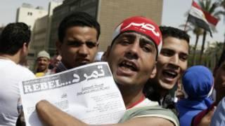 تواصل الاضطرابات في مصر