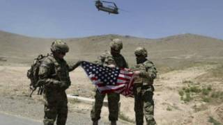 Dakarun Amurka a Afghanistan
