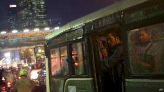 Metromini di Jakarta