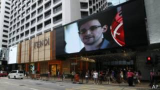 Эдвард Сноуден на экране