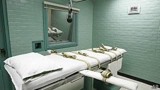 Sala de ejecuciones en Texas