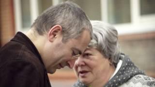 Михаил Ходорковский и его мать