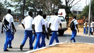 Abanyeshure bo mu Burundi