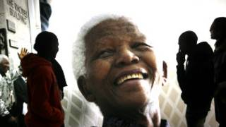 Mista Nelson Mandela