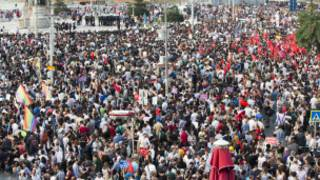 احتجاجات اسطنبول