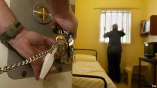 В английской тюрьме