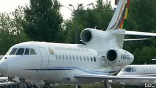 Самолет Моралеса