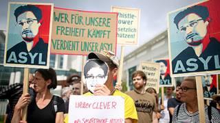 Người ủng hộ Edward Snowden