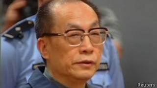 Ông Lưu Chí Quân tại tòa