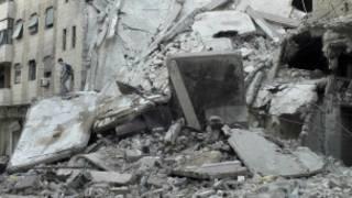 garin Homs na Syria