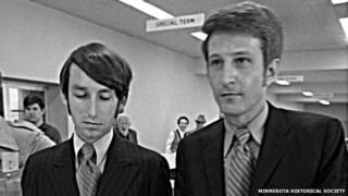 Jack Baker and Mike McConnell, casados em 1971 | Minnesota Historical Centre