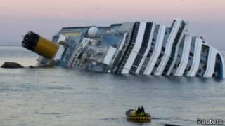 Crucero Costa Concordia