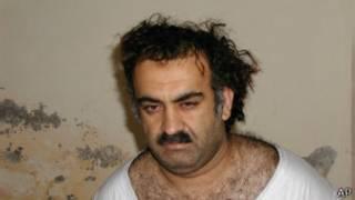 Халид Шейх Мохаммед после ареста в 2003 г.