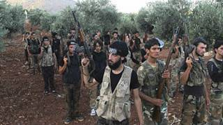 Konflik di Suriah