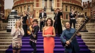 bbc 夏季逍遙音樂會