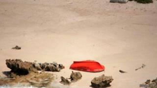 Somali life boats