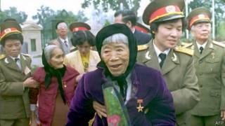 Mẹ Việt Nam anh hùng Nguyễn Thị Thu