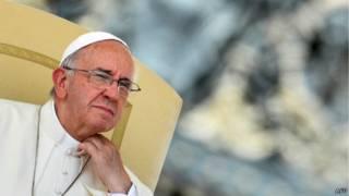 Papa Francisco   Foto: AFP