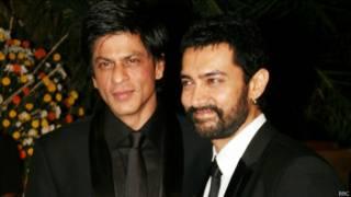आमिर ख़ान और शाहरुख़ ख़ान
