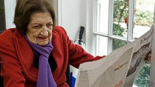 Helen Thomas, periodista