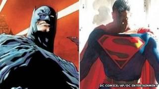 Афиша Бэтмен Супермен
