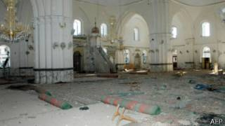 Una mezquita