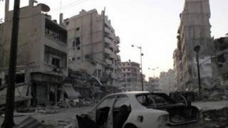 خالدیہ کے علاقے کا ایک منظر