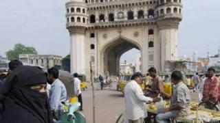 हैदराबाद, चारमीनार