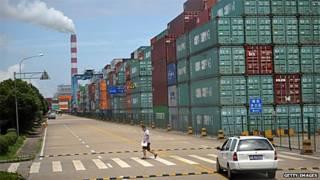 Porto da China (Getty)