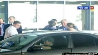 Snowden rời sân bay Sheremetyevo