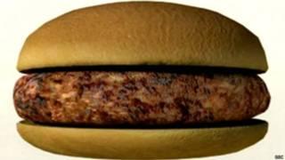 प्रयोगशाला में बनाया गया बर्गर