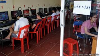 Người dùng máy tinh ở Việt Nam