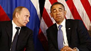 Barack Obama da Vladimir Putin