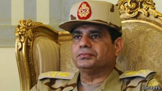 मिस्र के सेना प्रमुख