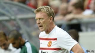 David Moyes wa Man Utd