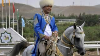 तुर्कमेनिस्तान के राष्ट्रपति गुरबांगुली बेरदीमुहामेदोव