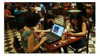 Người sử dụng internet tại Việt Nam