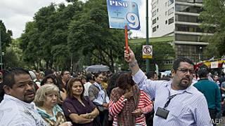 Evacuación preventiva en México