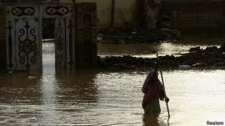فيضان في الخرطوم